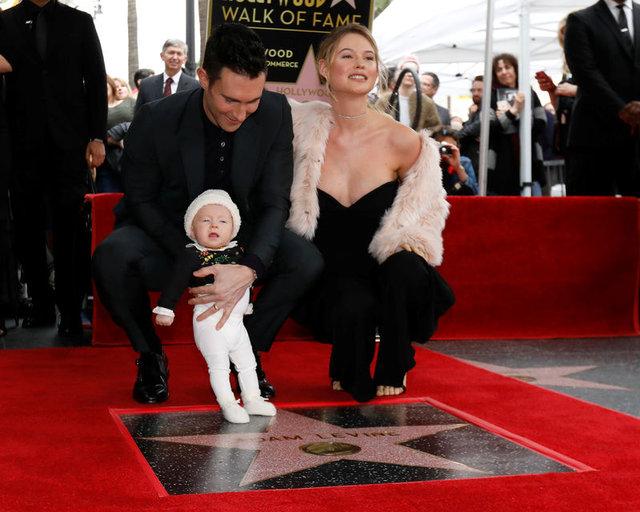 Behati Prinsloo-Adam Levine çiftinin ikinci çocukları geliyor