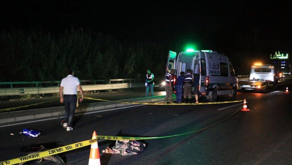Aydın, trafik kazası, motosiklet kazası