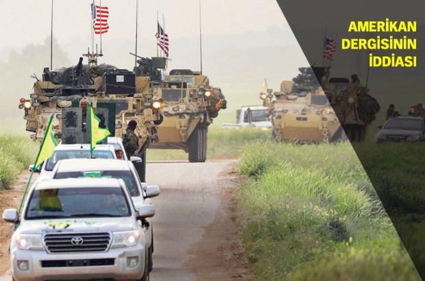 ABD'den YPG'ye 'kaçak' silah trafiği!