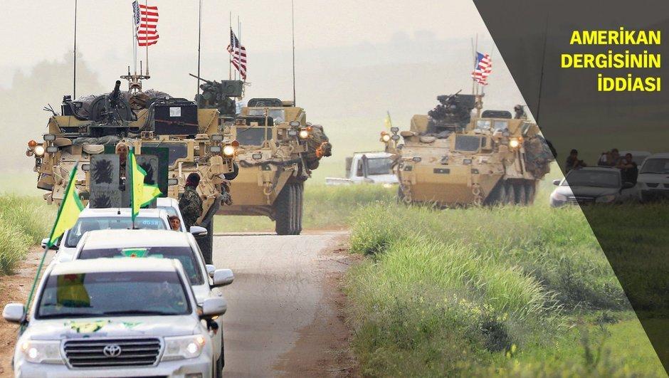 Amerikan Foreign Policy Dergisi ABD Suriye YPG DEAŞ silah yardımı