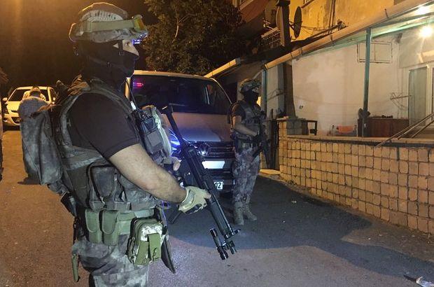 Ümraniye İstanbul Emniyet Müdürlüğü Narkotik Suçlarla Mücadele Şube Müdürlüğü