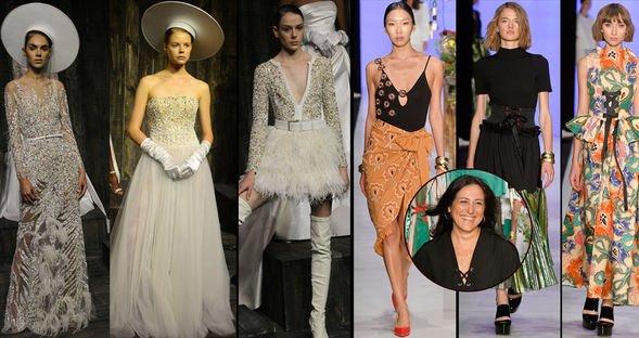 Fashion Week'te 2'inci gün