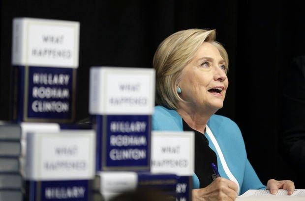 Hillary Clinton, kendini Game of Thrones karakteri Cercei Lannister'a benzetti