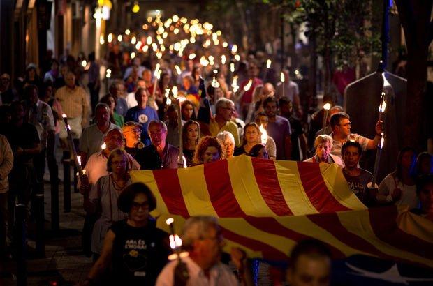 İspanya'da rutin tatbikatı askeri müdahale sandılar