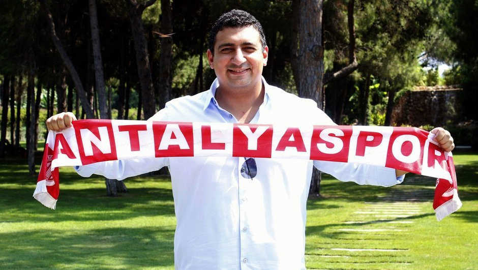 Ali Şafak Öztürk Antalyaspor