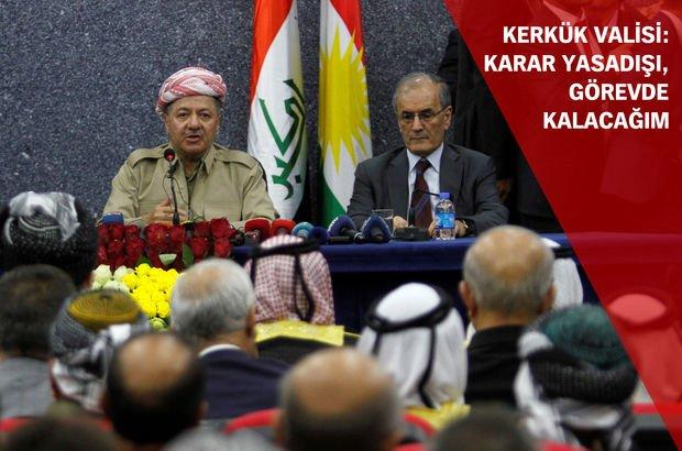 Irak Başbakanı Kerkük Valisi