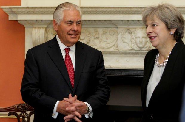 Theresa May'den İran ile imzalanan Nükleer Anlaşma açıklaması
