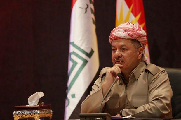 Mesud Barzani Irak referandum