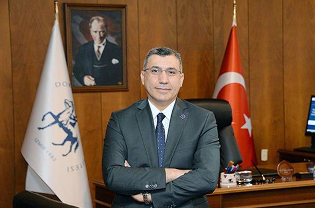 İzmir'deki Dokuz Eylül Üniversitesi Rektörü Prof. Dr. Adnan Kasman, açılan bir soruşturma nedeniyle tedbiren görevinden alındı.