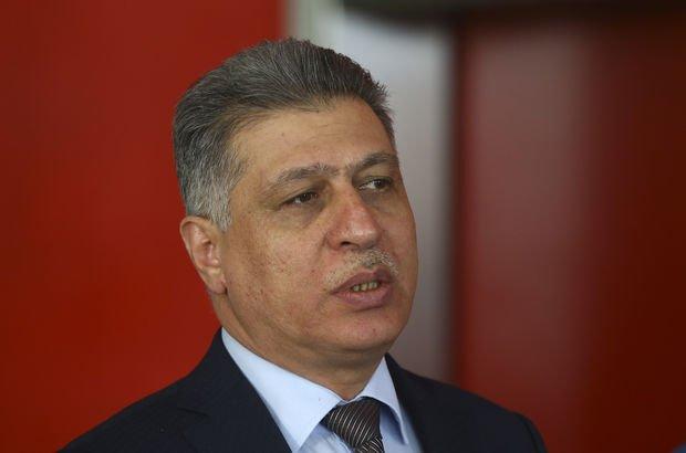 Irak Türkmen Cephesi, Erşat Salihi, Kerkük