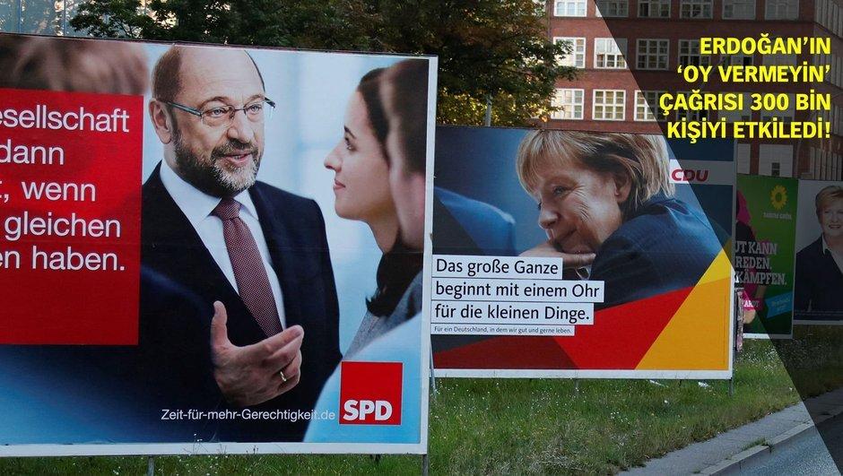 Almanya Recep Tayyip Erdoğan SPD  Yeşiller Partisi