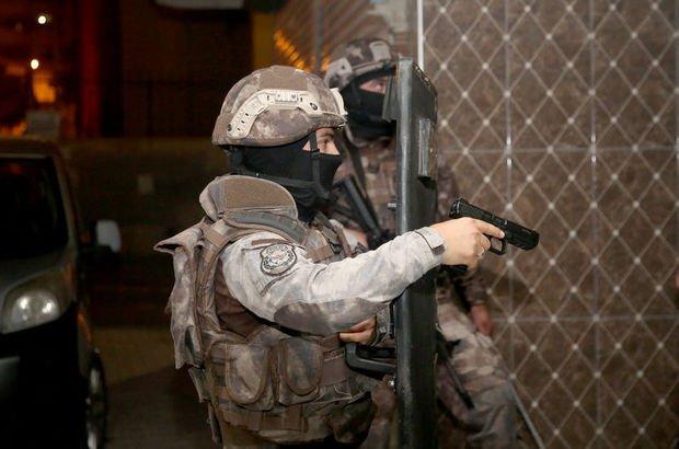 İstanbul   uyuşturucu operasyonu
