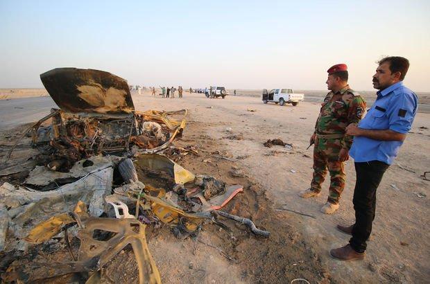 DEAŞ üstlendi: Irak'taki çifte saldırıda ölü sayısı 74 oldu