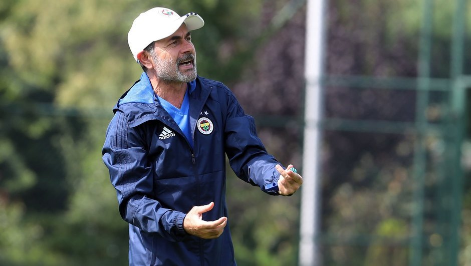 Aykut Kocaman - Fenerbahçe