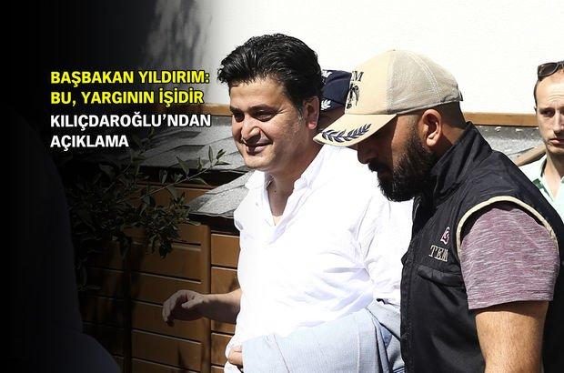 Kılıçdaroğlu'nun avukatı ve CHP YDK üyesi Çelik, FETÖ'den gözaltına alındı