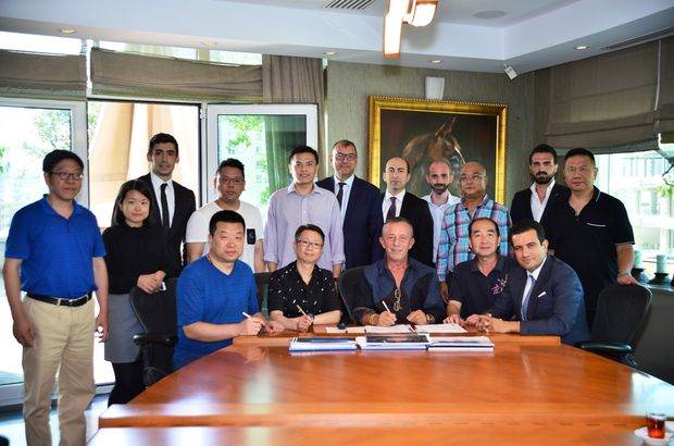 Ağaoğlu'na Bodrum'da Çinli ortak