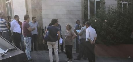 Denizli'de CHP delege seçimlerinde kavga çıktı: 2 yaralı