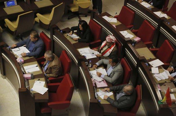 IKBY meclisi referandum kararını oy çokluğuyla kabul etti