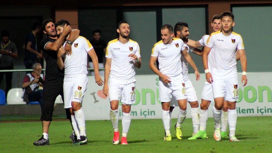 İstanbulspor: 1 - Gazişehir Gaziantep: 0