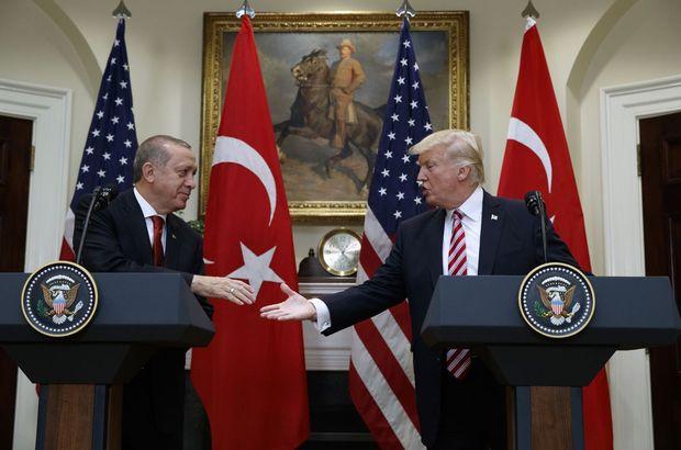 Cumhurbaşkanı Recep Tayyip Erdoğan, ABD Başkanı Trump ile görüşecek!