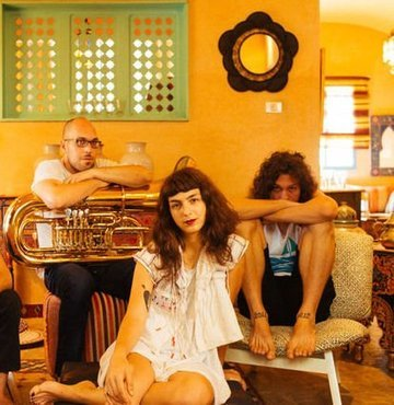 İsrailli sörf rock grubu Boom Pam'ın yeni birlikteliği