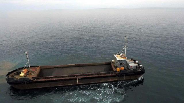 Rize- Artvin Havalimanı'nda çift yönlü deniz dolgusuna geçildi