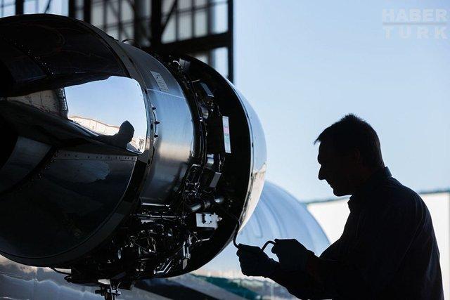 Dünyanın ve Türkiye'nin hizmetteki en eski yolcu uçakları