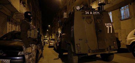 İstanbul'da DEAŞ operasyonu: 74 gözaltı
