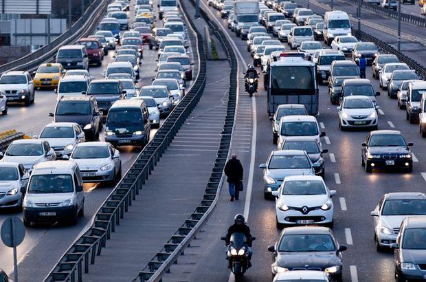 Trafik kazalarında hafta sonuna dikkat