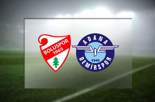Boluspor - Adana Demirspor