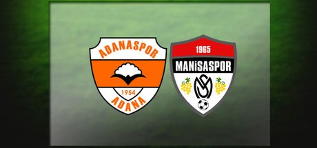 Adanaspor - Manisaspor maçı hangi kanalda, saat kaçta?
