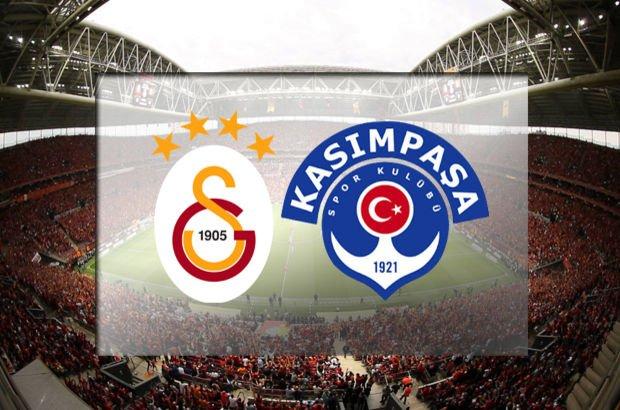 Galatasaray - Kasımpaşa maçı saat kaçta, hangi kanalda? (Feghouli oynayacak mı?)