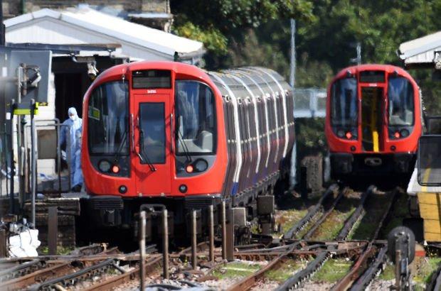 İngiltere metrosundaki patlamayla ilgili flaş gelişme!