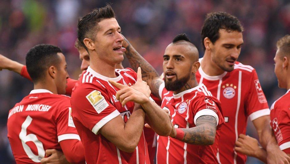 Bayern Münih Mainz