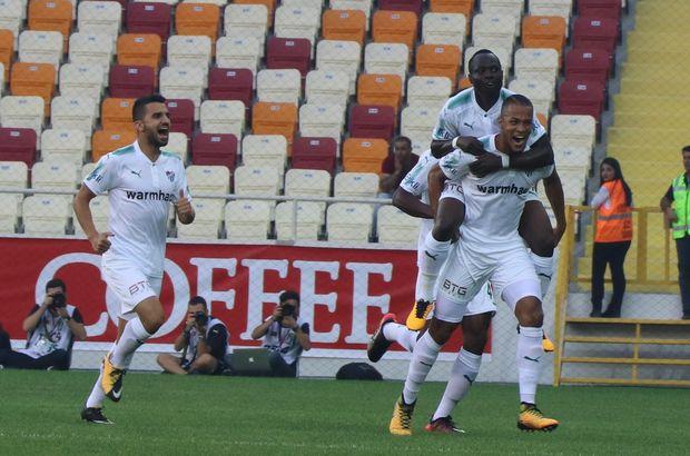 Yeni Malatyaspor-Bursaspor