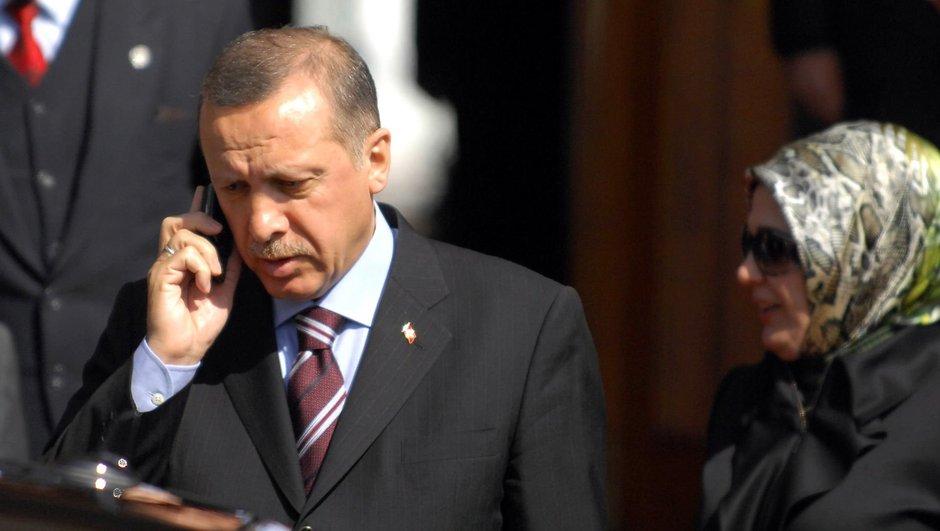 Cumhurbaşkanı Recep Tayyip Erdoğan, Kofi Annan
