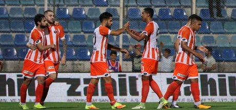 Adanaspor: 1 - Manisaspor: 0 (MAÇ SONUCU)
