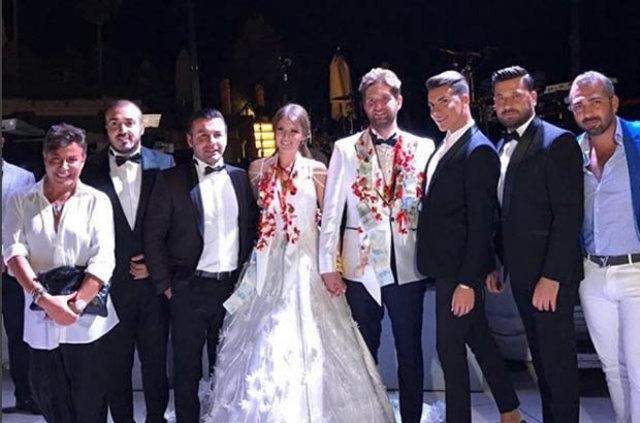 Gizem Karaca ile Kemal Ekmekçi evlendi