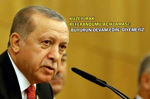 Erdoğan'dan 'TEOG' açıklaması: Uygulamaya girmesinde mani yok