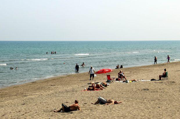 Samsun Hava Durumu - Samsun'da son 49 yılın en sıcak eylülü! Plajlar hareketlendi