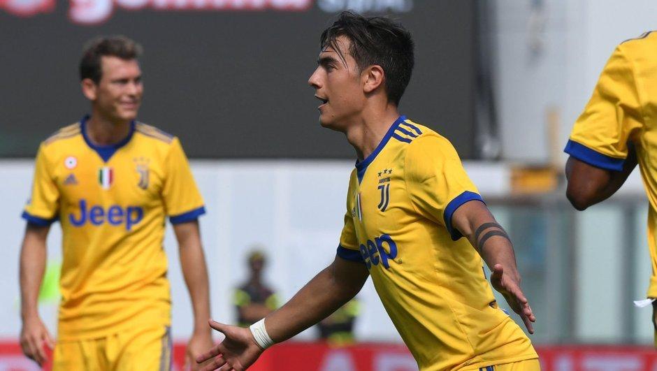 Sassuolo: 1 - Juventus: 3
