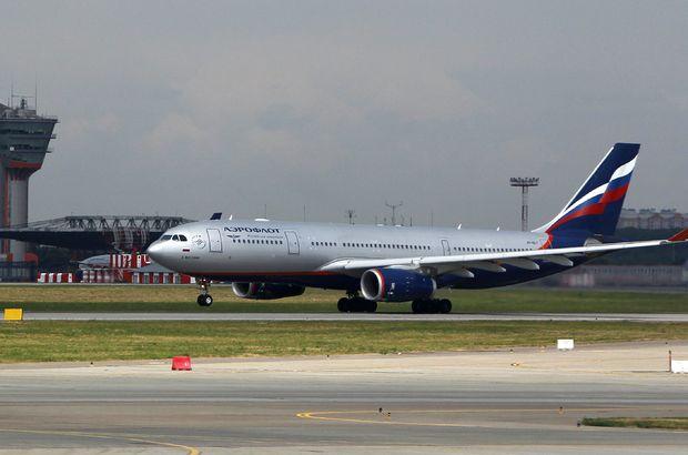 Rusya Irak Uçak