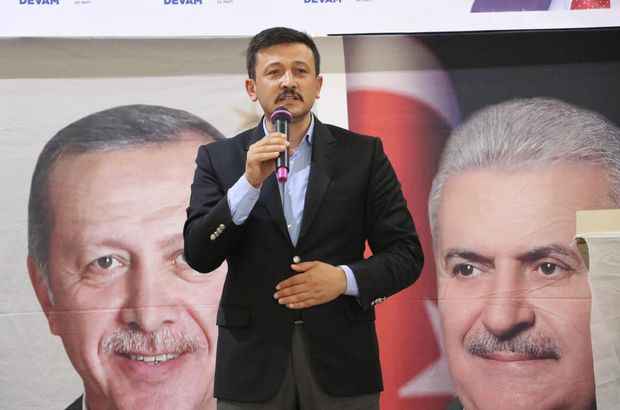 AK Partili Dağ: Anketlerde en yakın partiye 2,5 kat fark atmış durumdayız