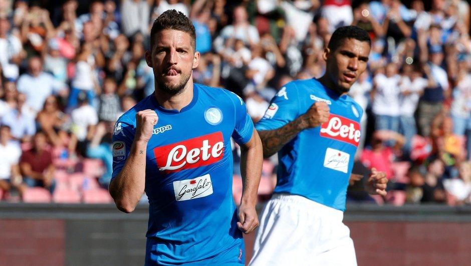 Napoli'den yarım düzine gol!