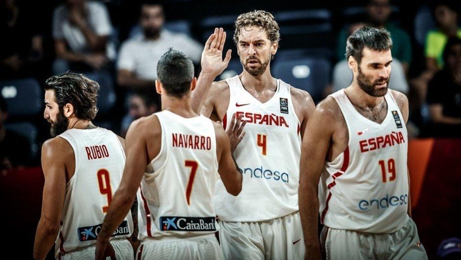 İspanya: 93 - Rusya: 85 (MAÇ SONUCU)