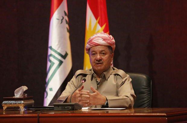 Irak Kürdistan Bölgesel Yönetimi Mesut Barzani