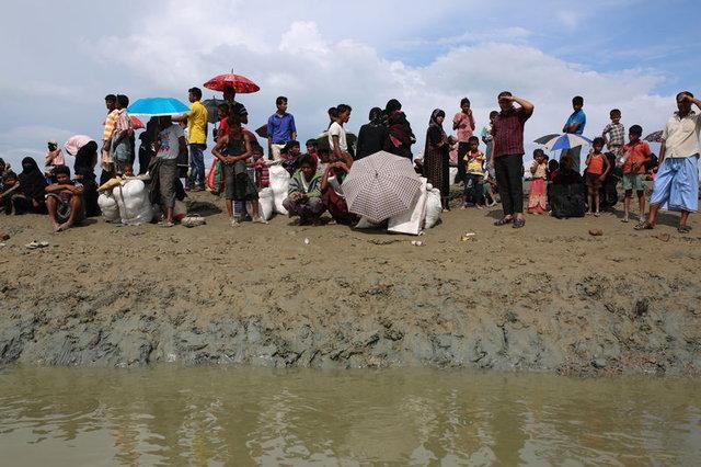 Habertürk, Arakanlı Müslümanların Bangladeş'teki dramına tanıklık etti