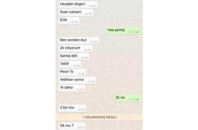 Seda Akgül'ün Instagram hesabı çalındı