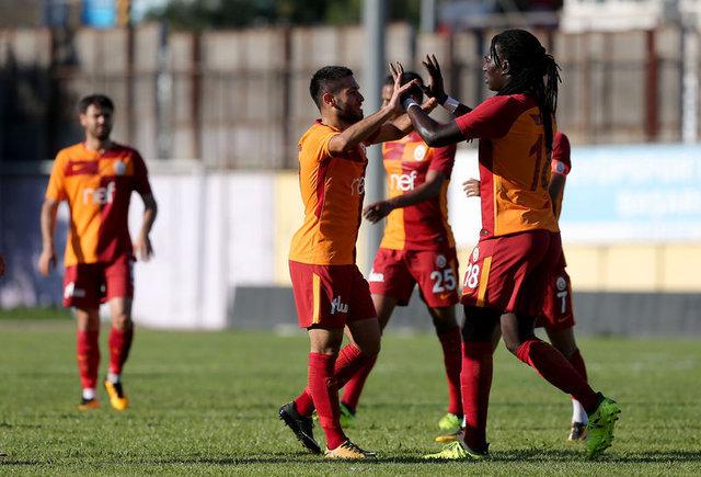 Galatasaray Gomis'e 3 yıl önce teklif yaptı