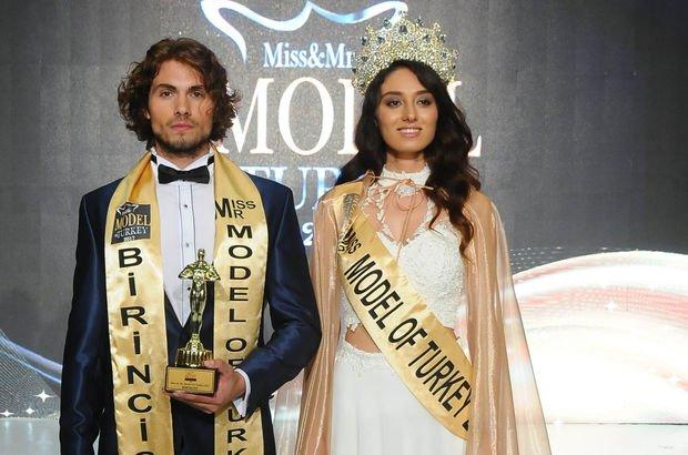 'Miss&Mr Model Of Turkey'in kazananları belli oldu